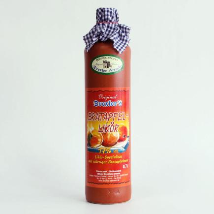 original Drexler Bratapfel-Likör 17 % vol.