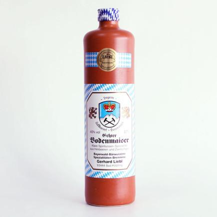 Liebl echter Bodenmaiser Obstbrand Spirituose 40% vol.