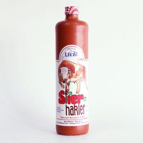 Liebl Stierhakler Spezial-Kräuter-Likör 56% vol.