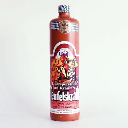Liebl Teufelskralle Kräuterlikör 50% vol.