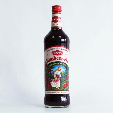 Penninger Himbeer-Fee Fruchtlikör 25% vol. 0,7 Liter