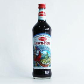 Penninger Lusen-Hexe Fruchtlikör 25% vol. 0,7 Liter