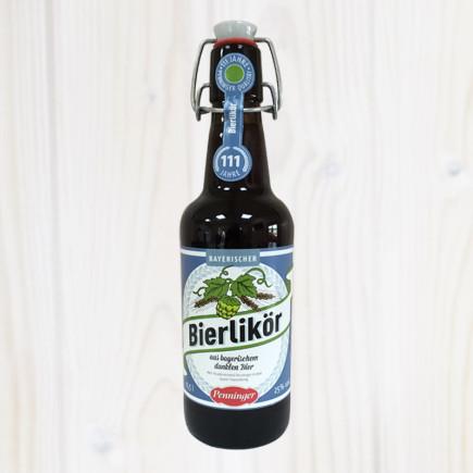 Penninger Bierlikör aus bayerischem dunklen Bier 25% vol. 0,5 Liter